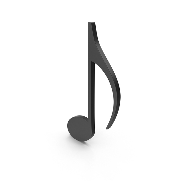 Musical: Eighth Note PNG & PSD Images