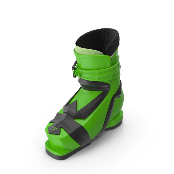 Elan Kids Alpine Boot Right PNG & PSD Images