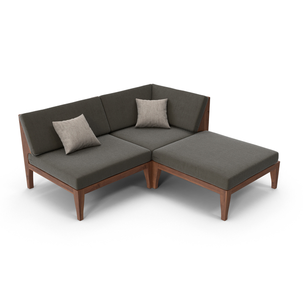 Elba Sectional Sofa PNG & PSD Images