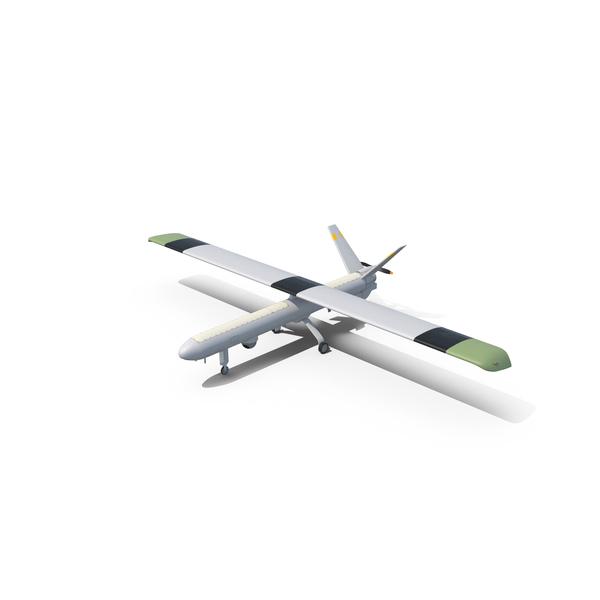 Elbit Hermes 450 Israel UAV PNG & PSD Images