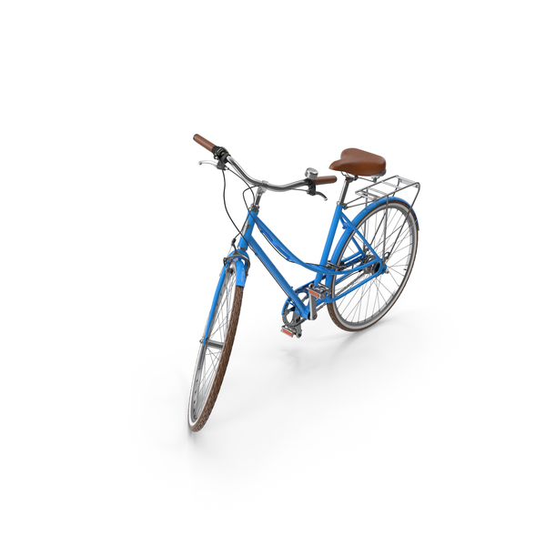 Bicycle: Electra Blue Bike PNG & PSD Images