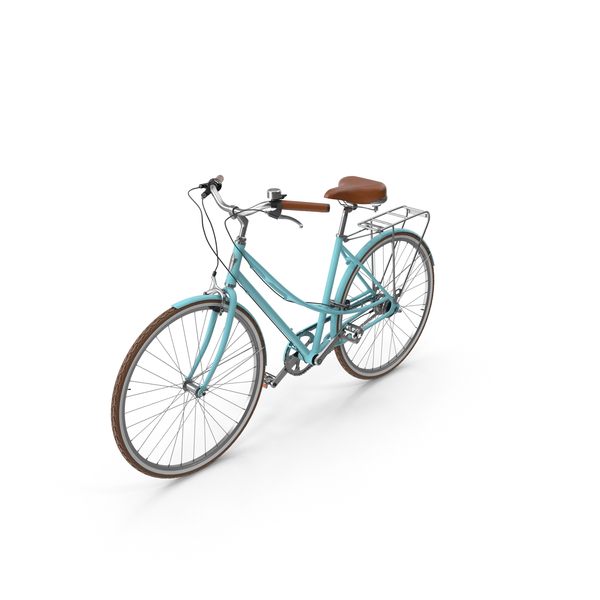 Electra Loft 7i Women's Bicycle PNG & PSD Images