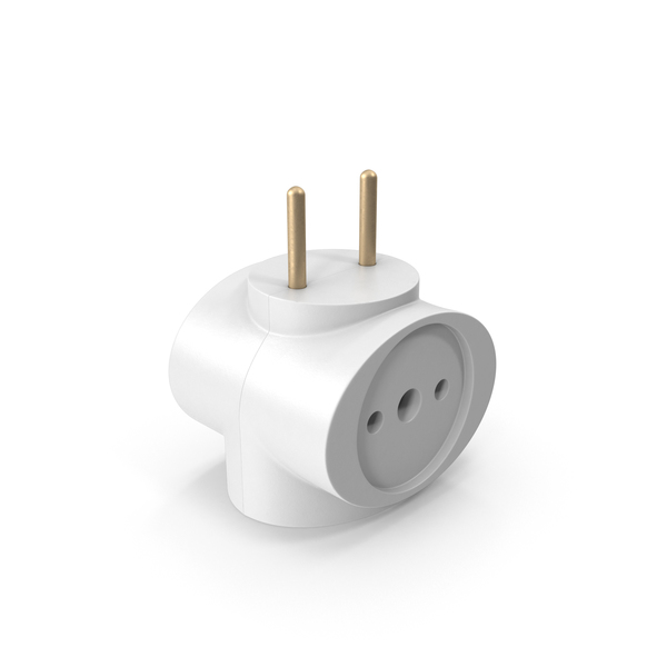Power: Electric Adapter PNG & PSD Images