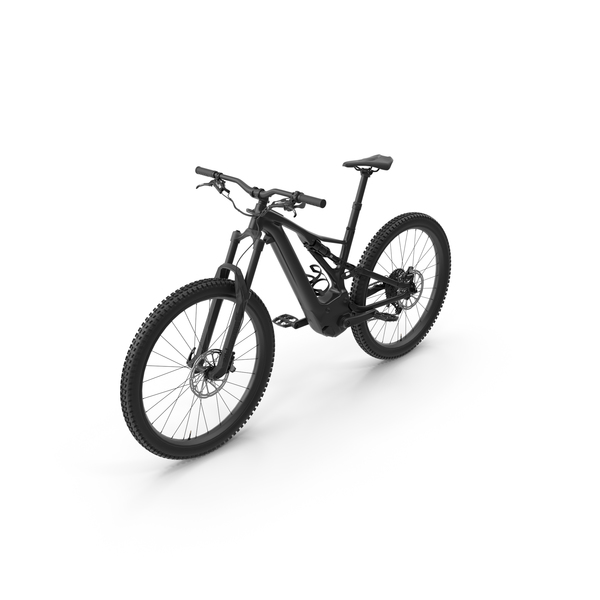Bike: Electric Bicycle PNG & PSD Images