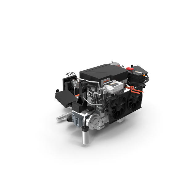 Auto: Electric Car Engine PNG & PSD Images