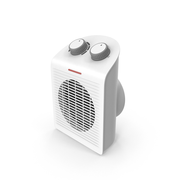 Electric Fan Heater PNG & PSD Images