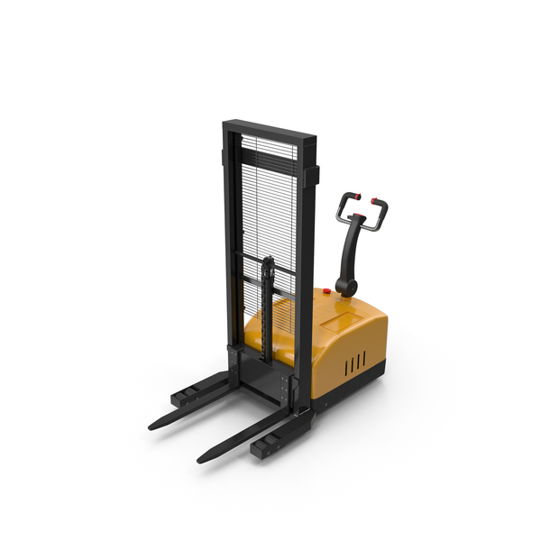 Electric Pallet Stacker Object