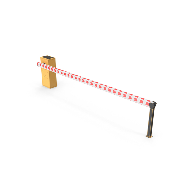 Electric Parking Barrier PNG & PSD Images
