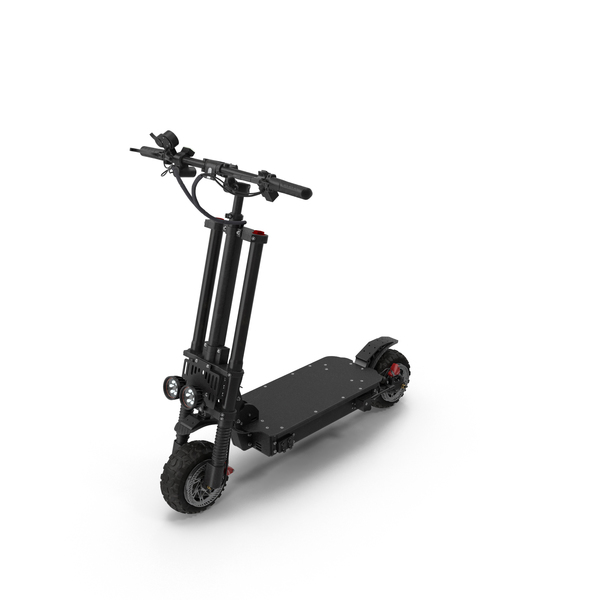 Mobility: Electric Scooter PNG & PSD Images