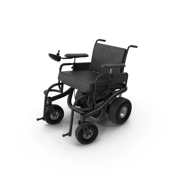 Electric Wheelchair PNG & PSD Images