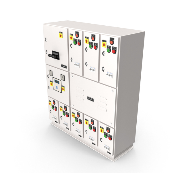 Electrical Panel PNG & PSD Images