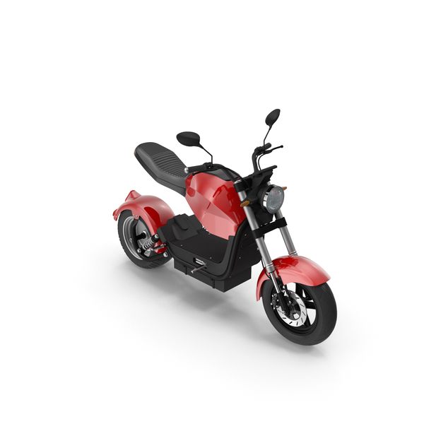 Motor: Electro Scooter PNG & PSD Images