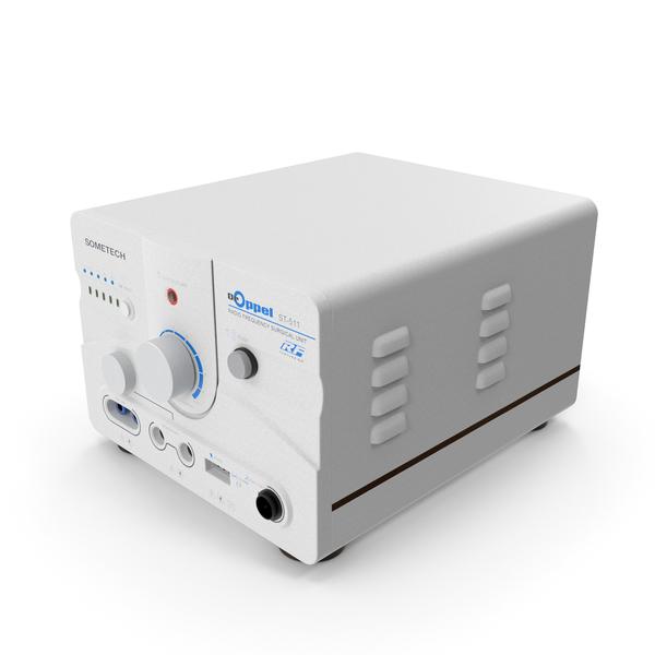 Electrode Sometech Inc. DR. OPPEL ST-511 PNG & PSD Images