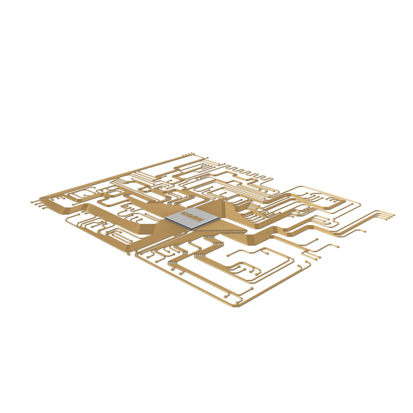 Board: Electronic Circuit PNG & PSD Images