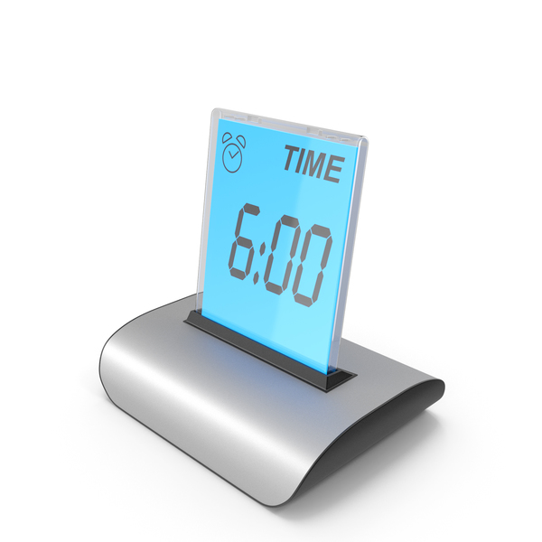 Electronic Clock PNG & PSD Images