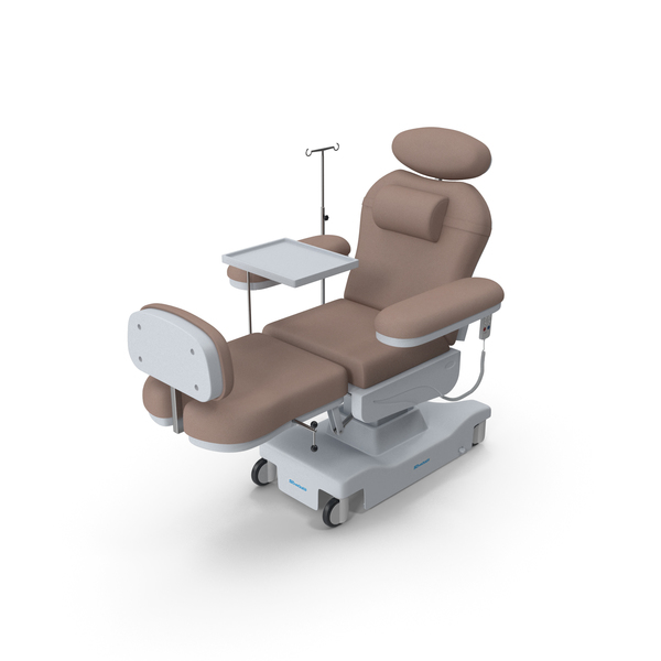 Electronic Dialysis Chemotherapy Chair PNG & PSD Images