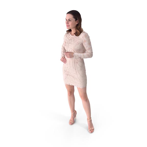 Elegant Woman PNG & PSD Images
