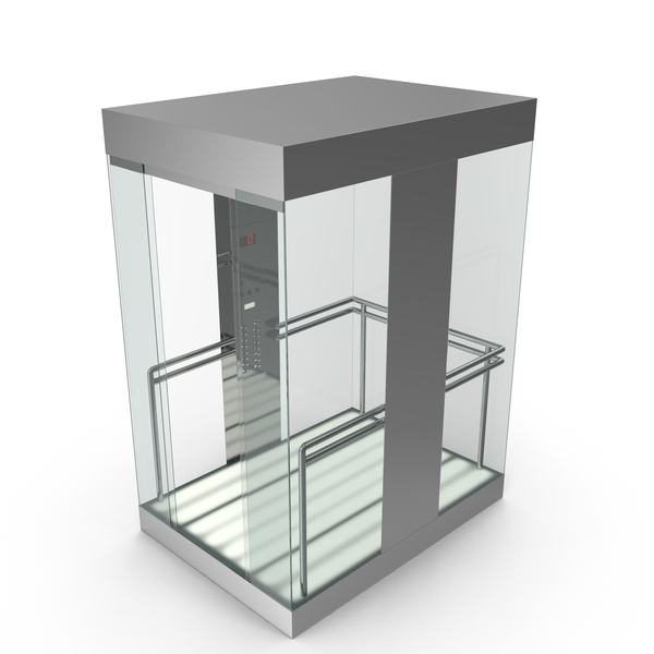 Elevator Car Glass PNG & PSD Images