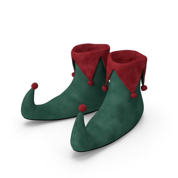 Elf Shoes PNG & PSD Images