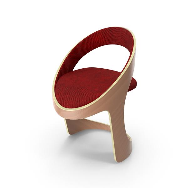 Arm: Ellipse Chair PNG & PSD Images