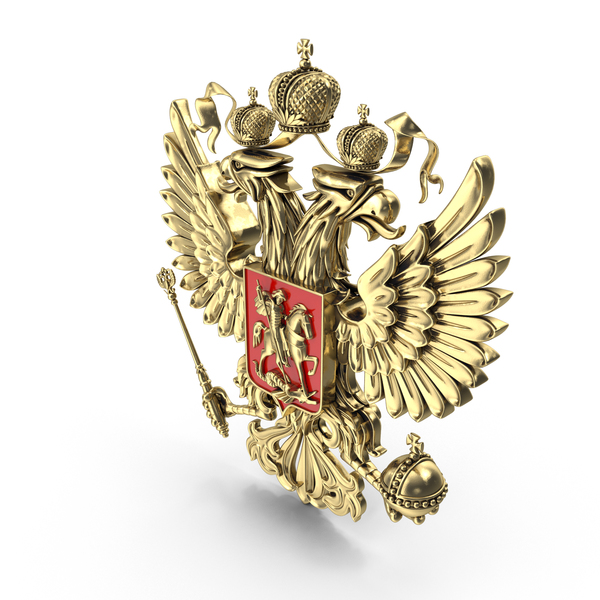 Emblem of Russia PNG & PSD Images