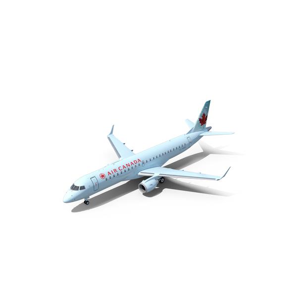 Embraer ERJ-190 Air Canada PNG & PSD Images