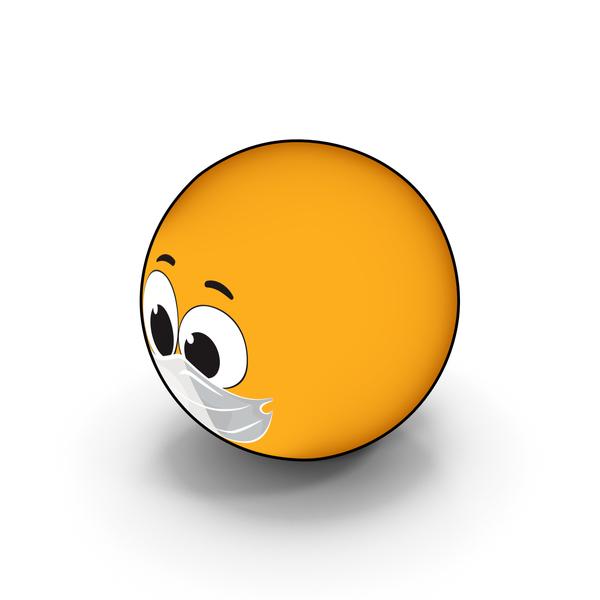Facial Expression: Emoji Disease PNG & PSD Images