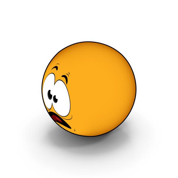 Symbols: Emoji Fright PNG & PSD Images