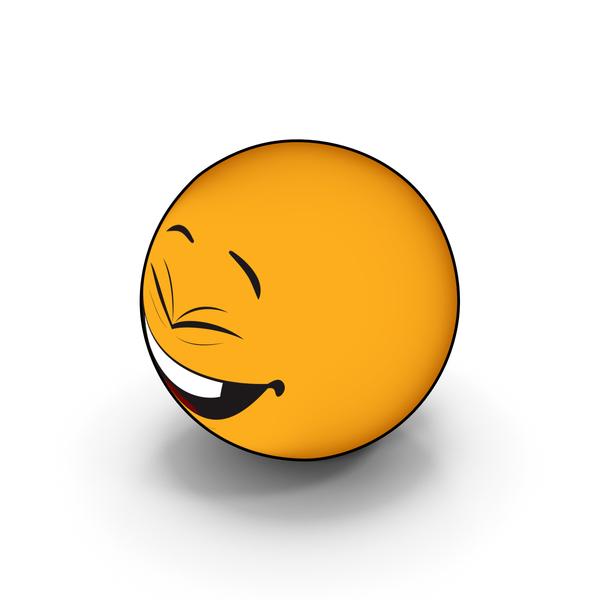 Smiley Face: Emoji Laugh PNG & PSD Images