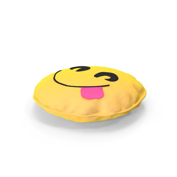 Cushion: Emoji Pillow PNG & PSD Images