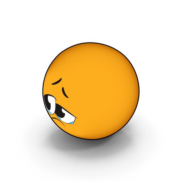 Facial Expression: Emoji Sad PNG & PSD Images