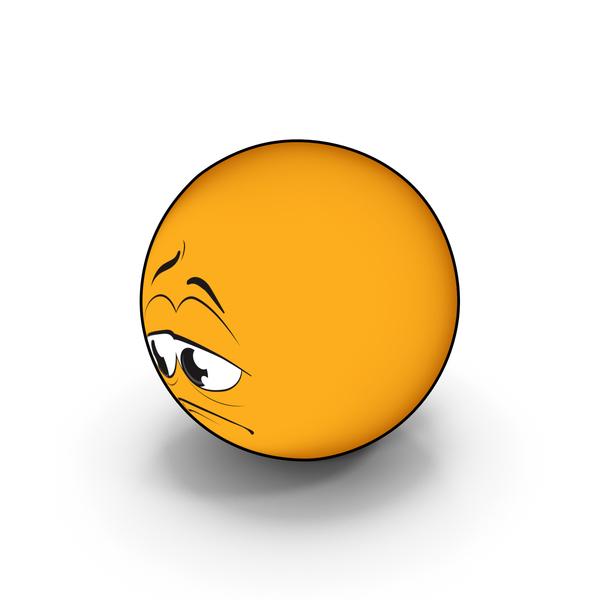 Facial Expression: Emoji Sadness PNG & PSD Images