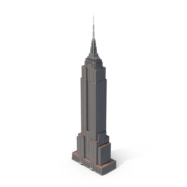 Empire State Building New York PNG & PSD Images