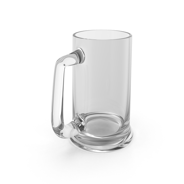 Glass: Empty Beer Mug PNG & PSD Images