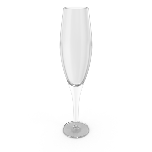 Empty Champagne Glass PNG & PSD Images