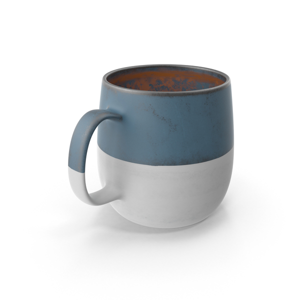 Empty Coffee Mug Object