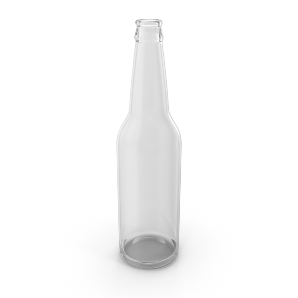 Beer: Empty Glass Bottle PNG & PSD Images