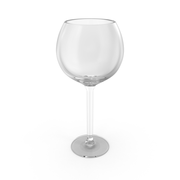 Empty Wine Glass PNG & PSD Images