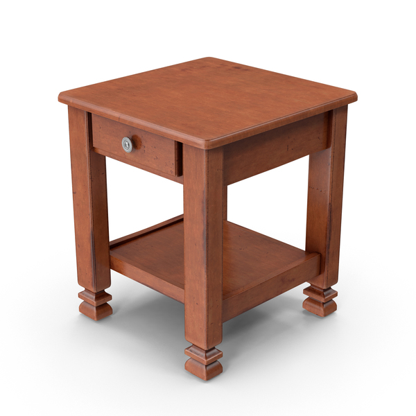 End Table PNG & PSD Images