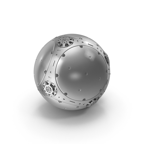 Energy Ball Metal PNG & PSD Images