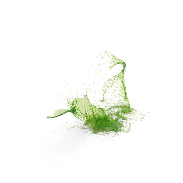 Energy Drink Splash PNG & PSD Images