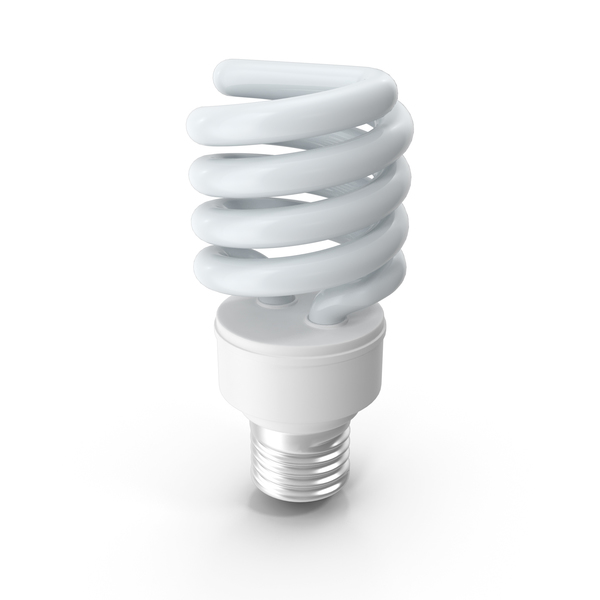 Energy Efficient Light Bulb PNG & PSD Images
