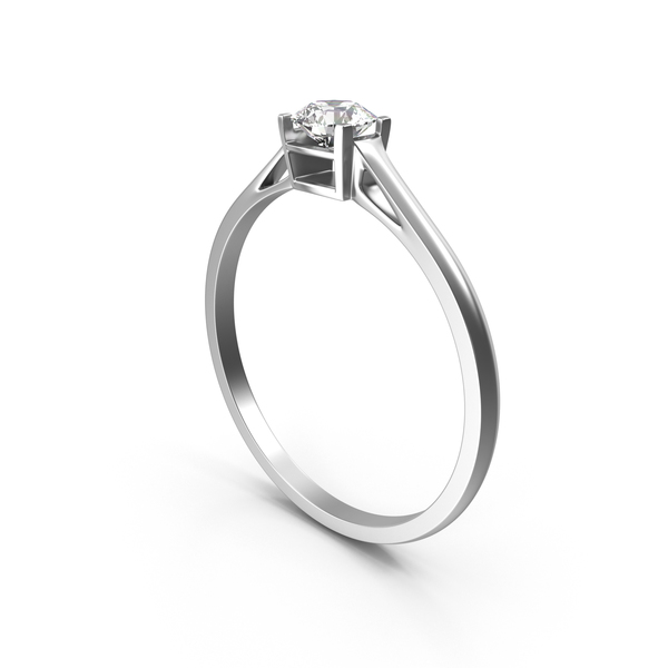 Engagement Ring PNG & PSD Images