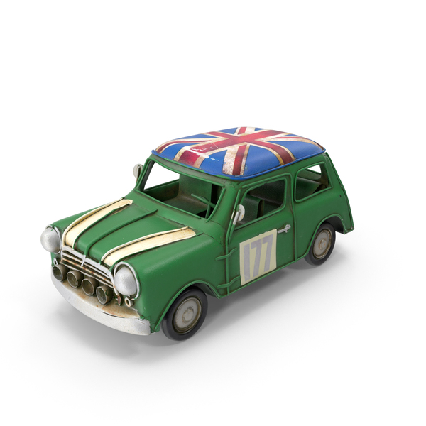 English Car Decoration PNG & PSD Images