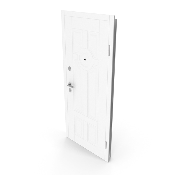 Entrance Door White PNG & PSD Images