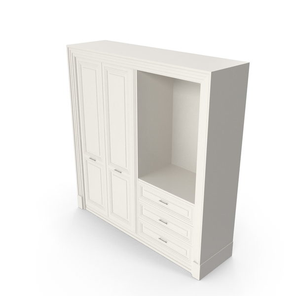 Entrance Wardrobe Cabinet PNG & PSD Images