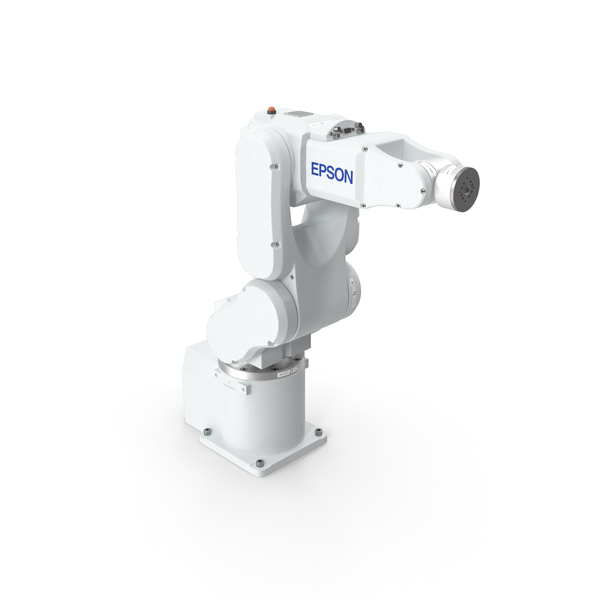 EPSON C4 Robot PNG & PSD Images