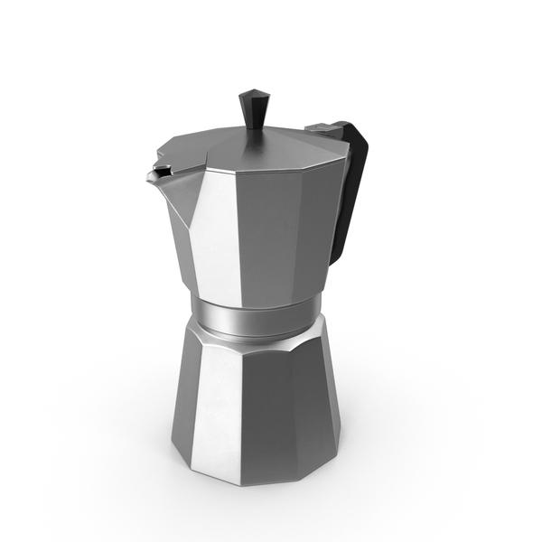 Espresso Maker PNG & PSD Images