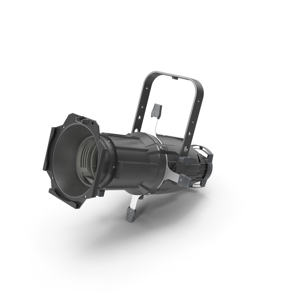 ETC Source Four Ellipsoidal 70 Degree PNG & PSD Images