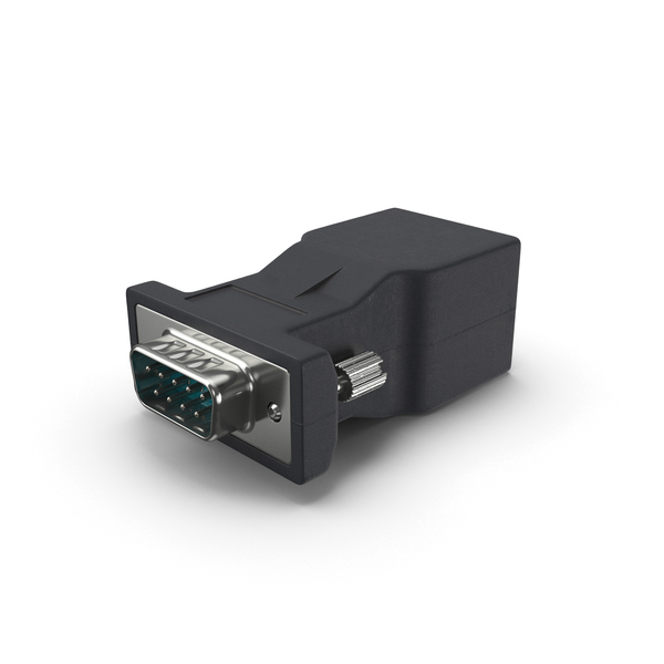 Usb Adapter: Ethernet Port PNG & PSD Images